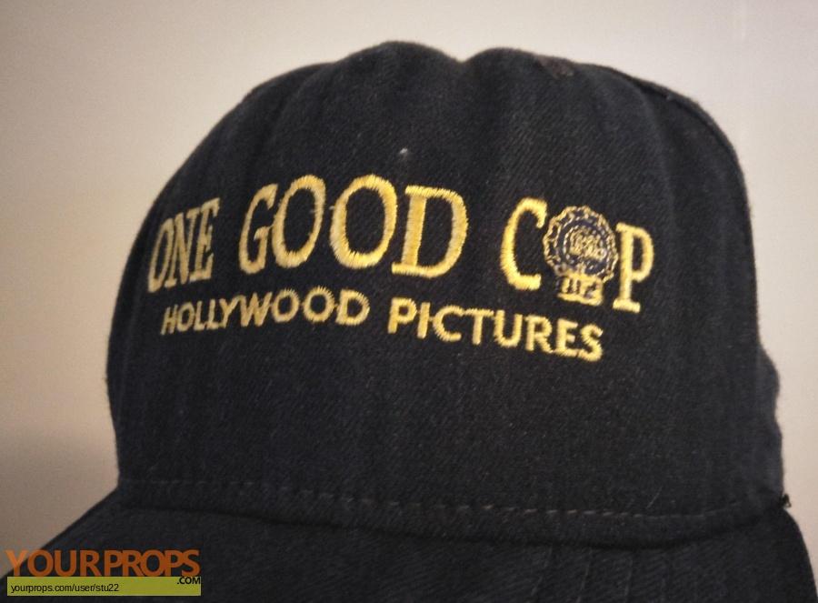 One Good Cop original film-crew items