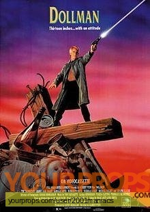 Dollman original production material