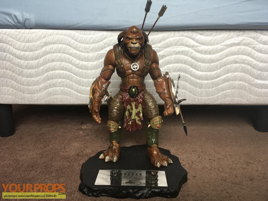 Small Soldiers replica production material