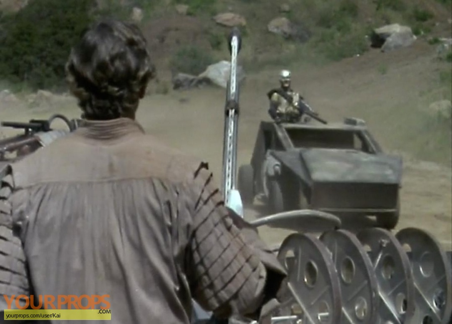 Metalstorm  The Destruction of Jared-Syn original movie prop