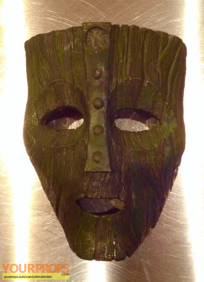 The Mask original movie prop