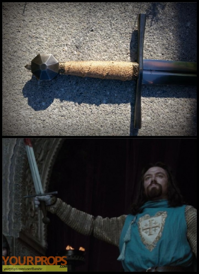 Kingdom of Heaven replica movie prop weapon