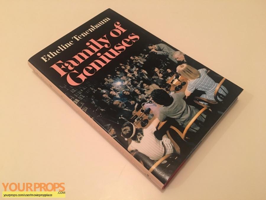 The Royal Tenenbaums original movie prop
