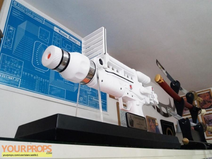 James Bond  Moonraker replica movie prop