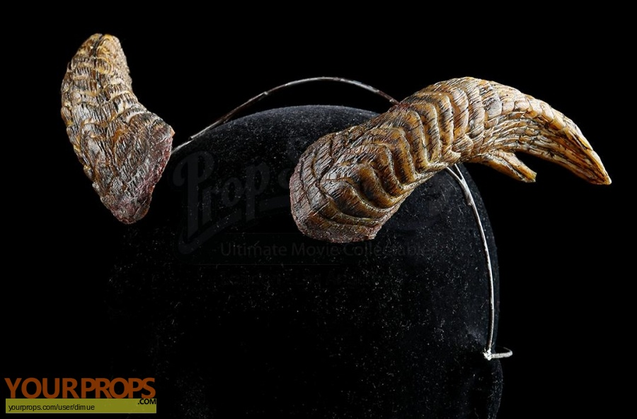 Horns original movie prop