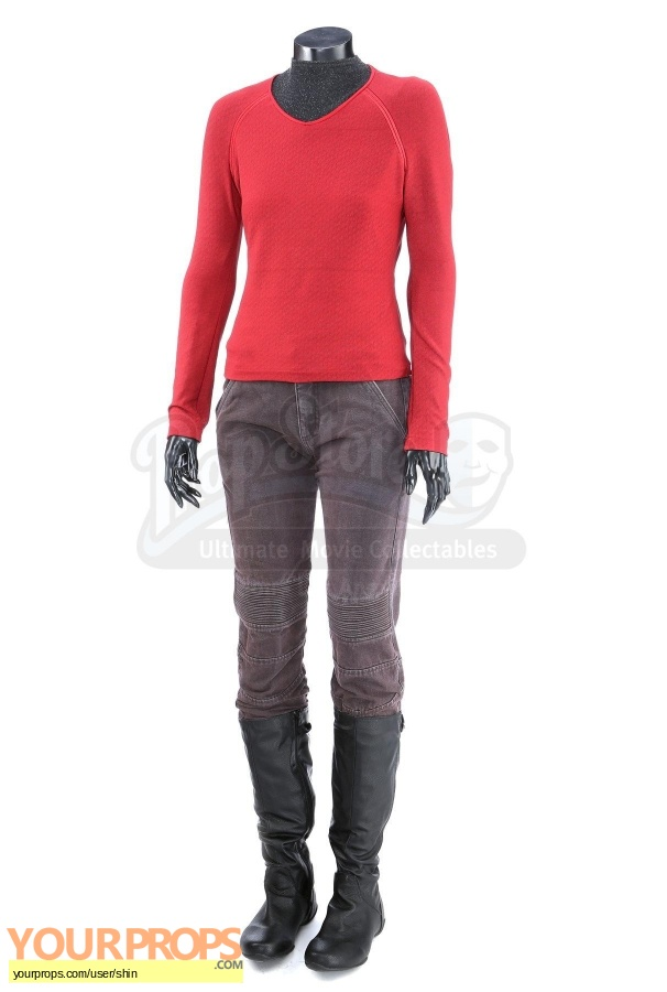 Star Trek original movie costume