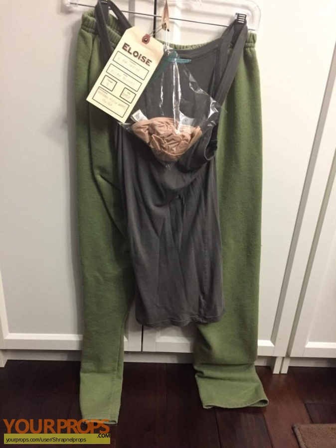 Eloise original movie costume