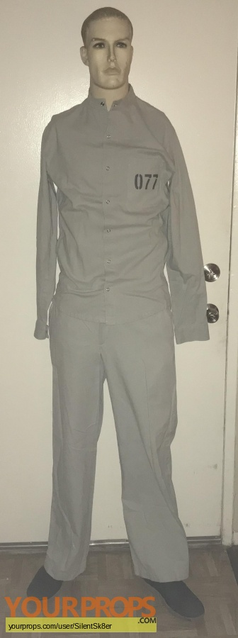 The Experiment original movie costume