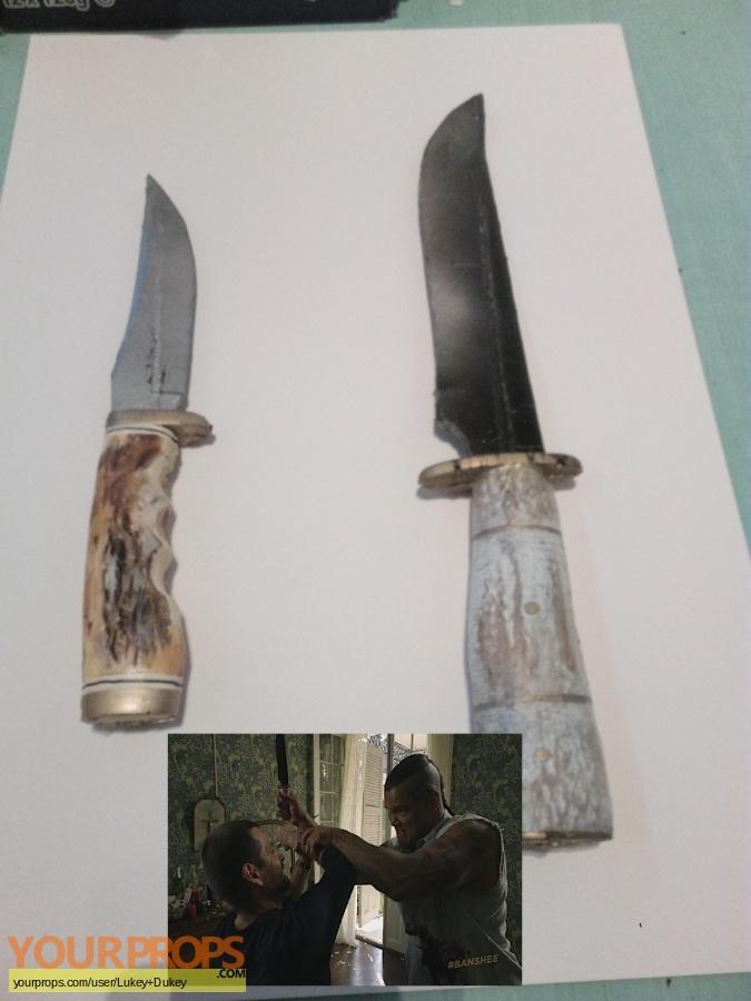 Banshee original movie prop weapon