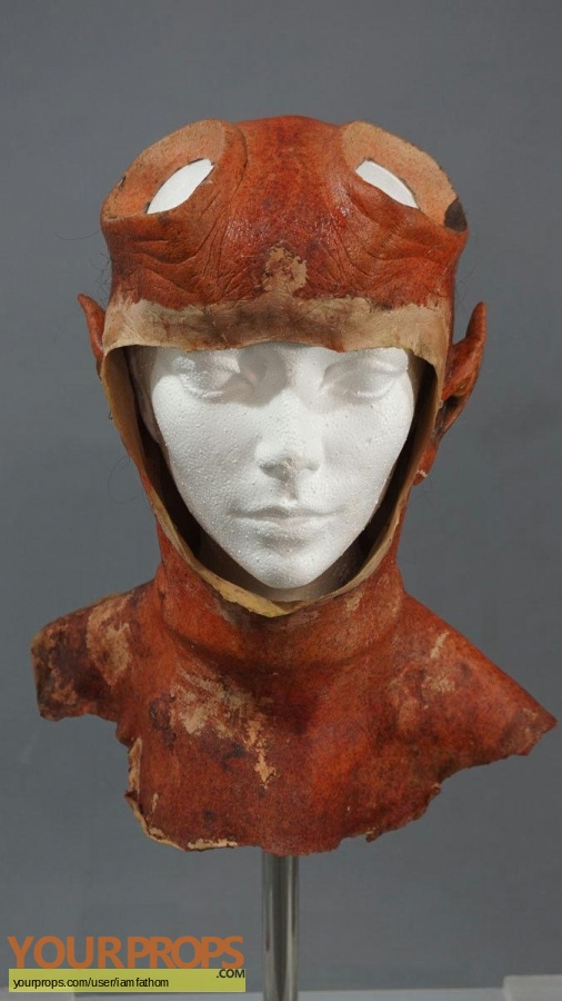 Sleepy Hollow original make-up   prosthetics