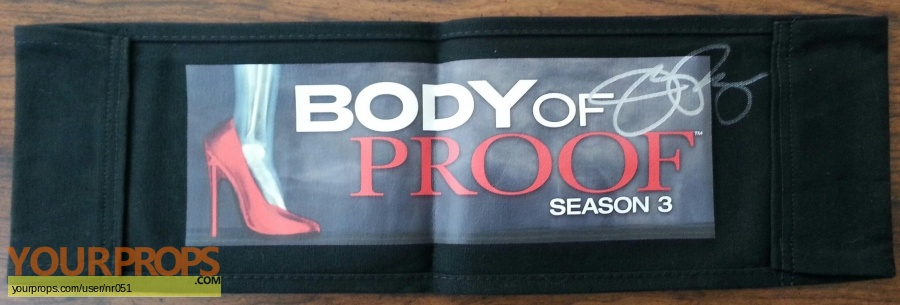 Body of Proof original production material