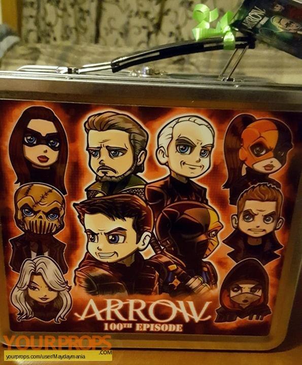 Arrow original film-crew items