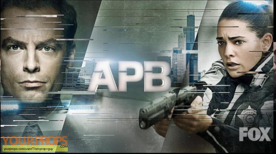 APB original movie prop