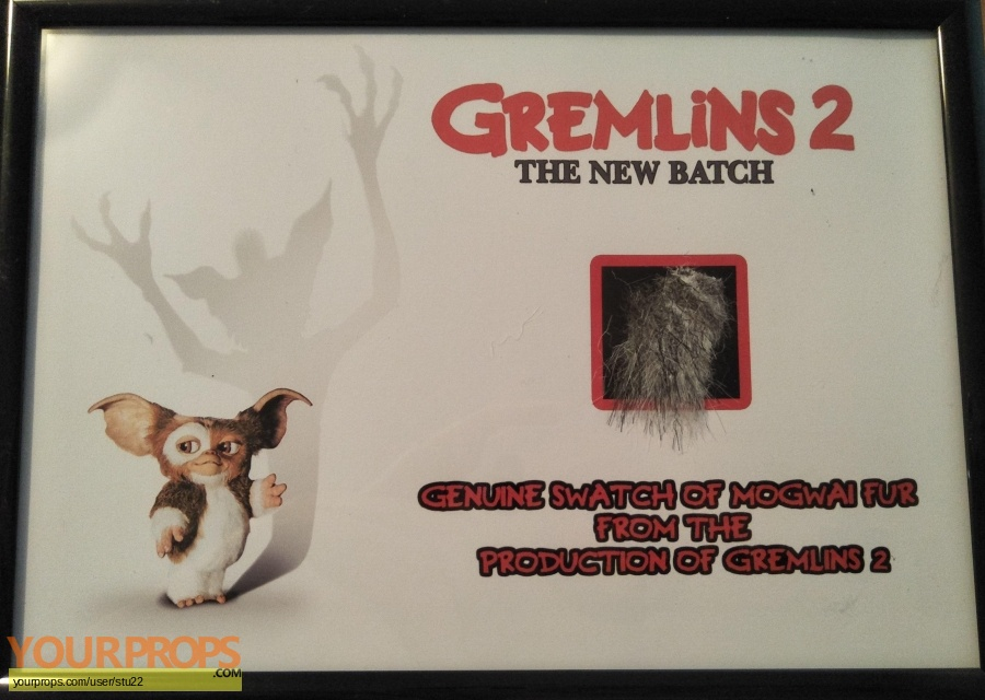 Gremlins 2  The New Batch original movie costume