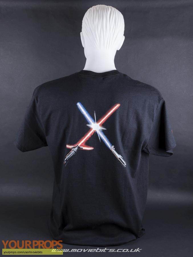 Star Wars  The Last Jedi original film-crew items