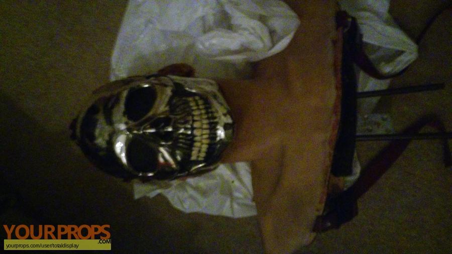 Chromeskull  Laid to Rest 2 original movie costume