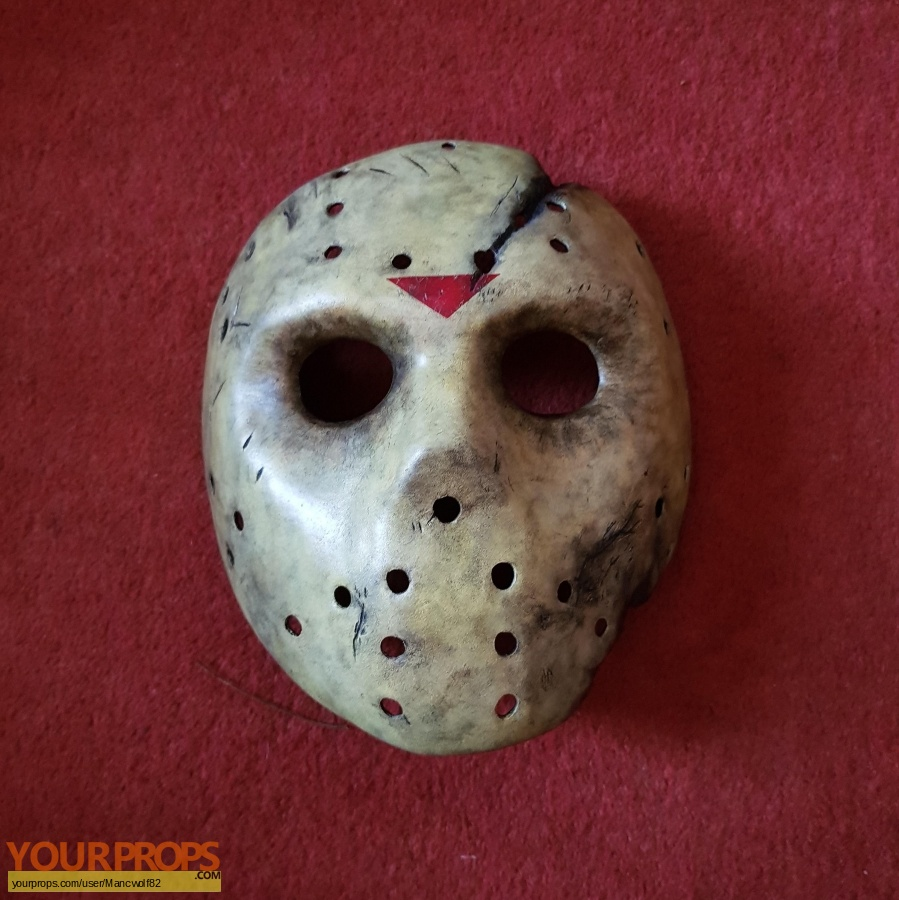 Jason X replica movie prop