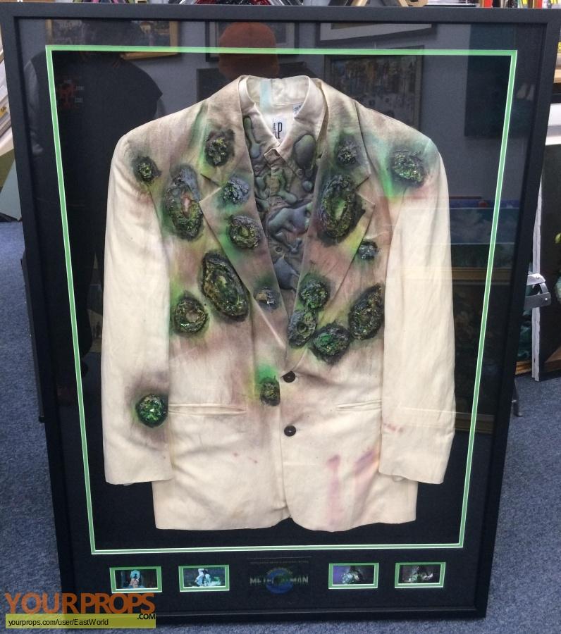 The Meteor Man original movie costume