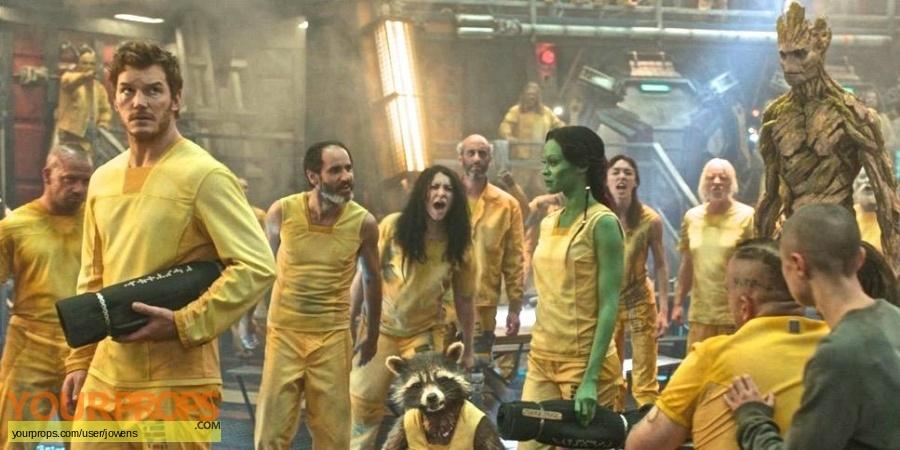 Guardians of the Galaxy original movie costume