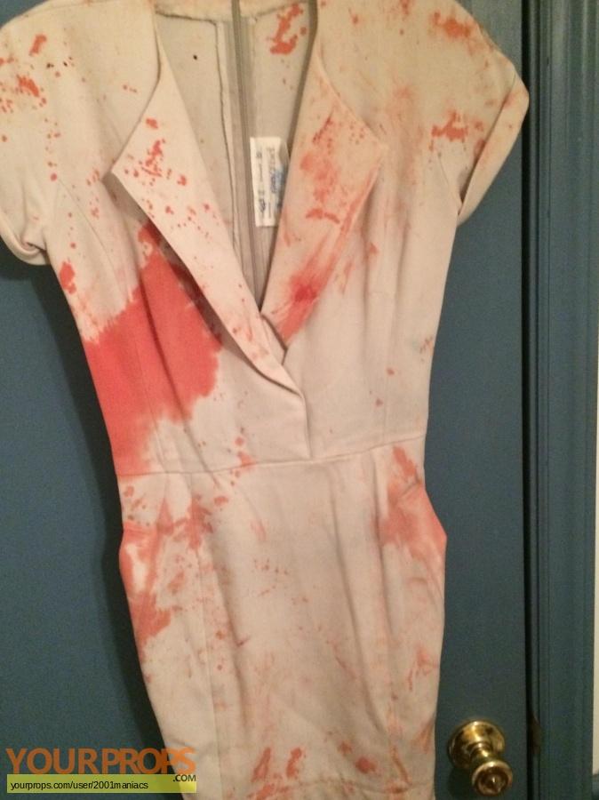 Nurse 3-D original movie costume