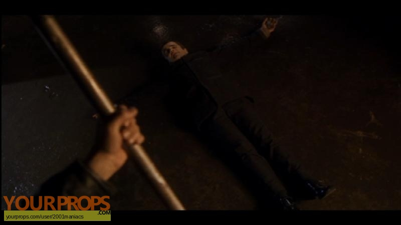 Children of Corn 666  Isaacs Return original movie prop