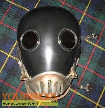 Hellboy replica movie costume