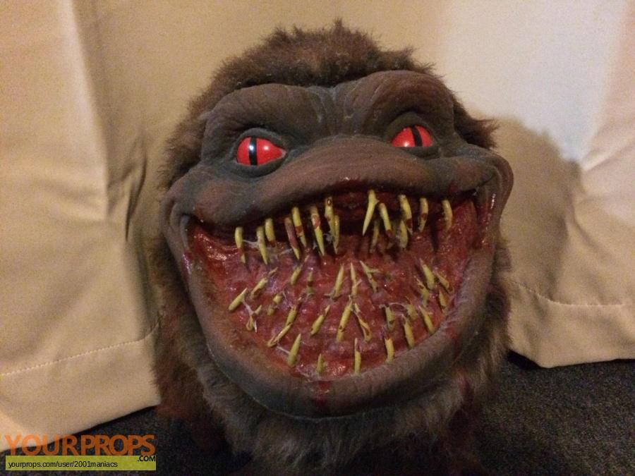 Critters replica movie prop