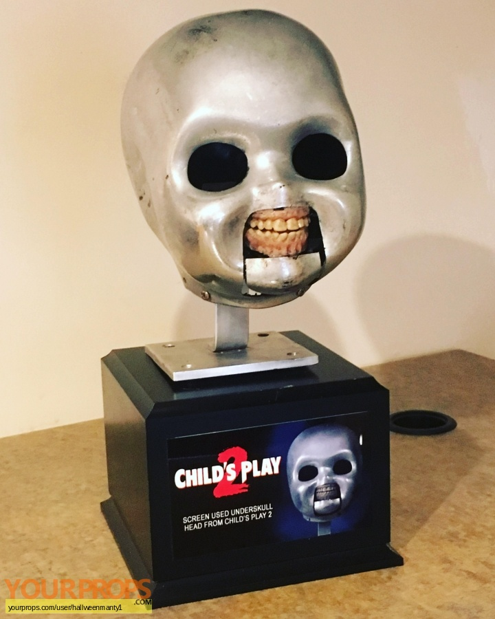 Childs Play 2 original movie prop