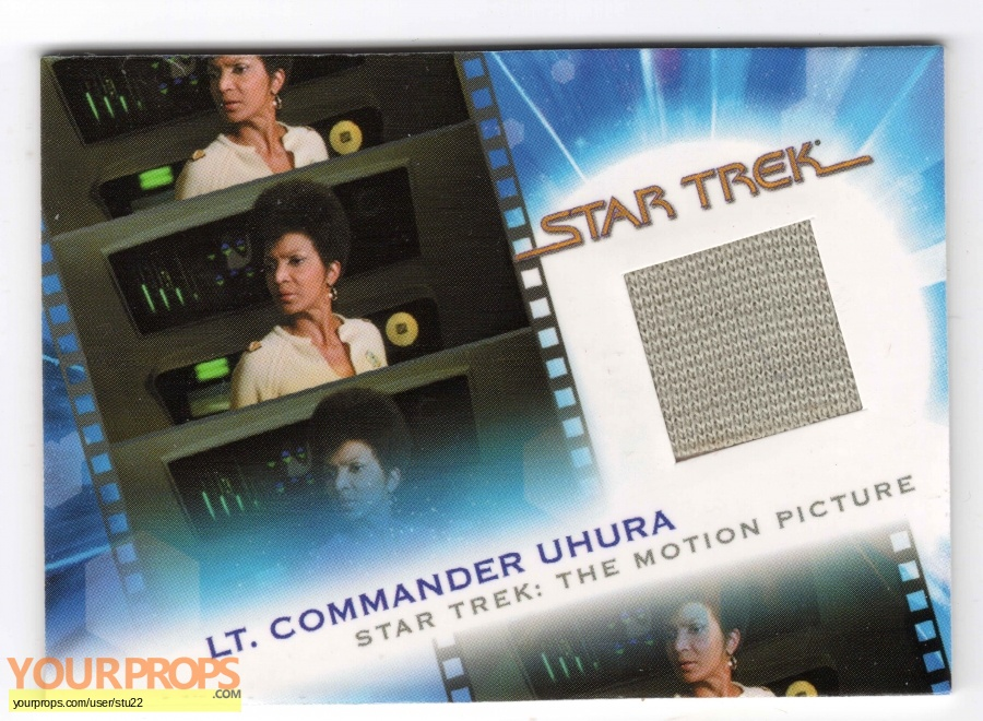 Star Trek - The Motion Picture original movie costume