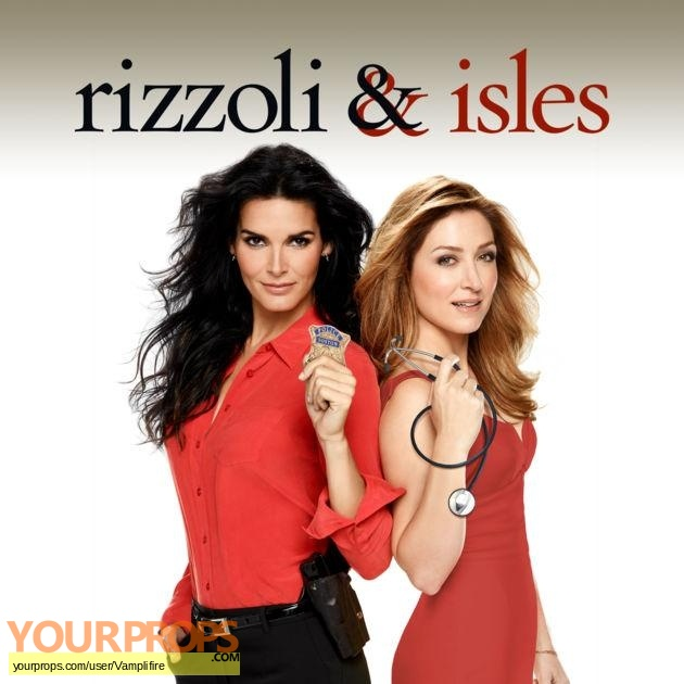 Rizzoli   Isles original movie prop