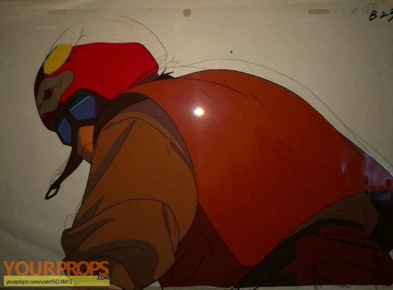 Akira original production artwork