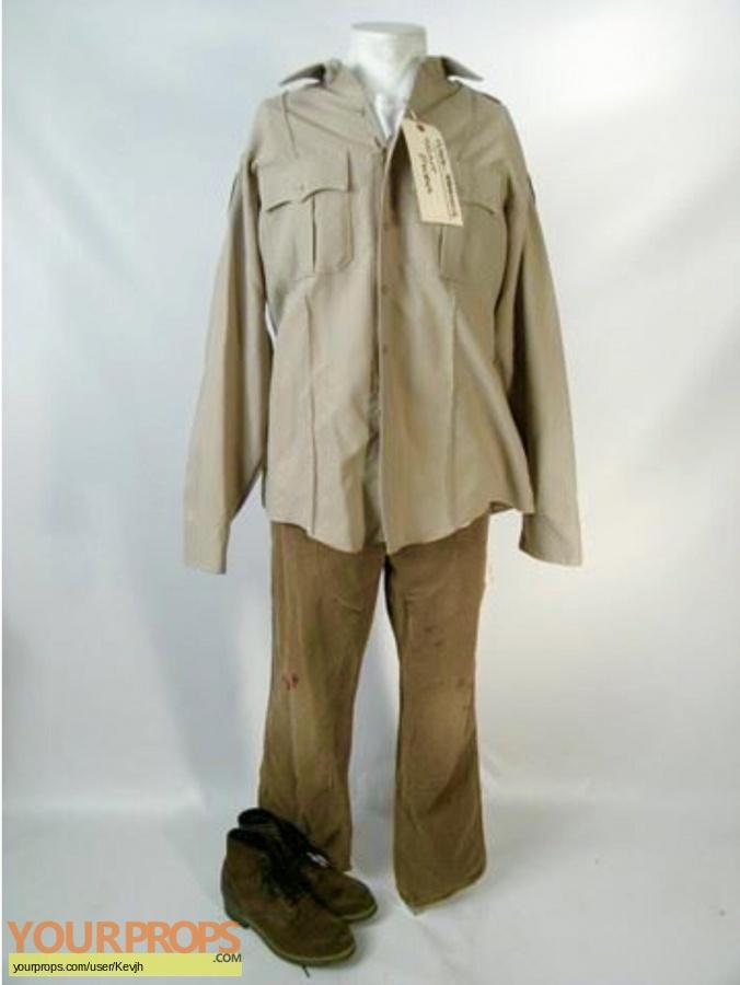 The Last Stand original movie costume