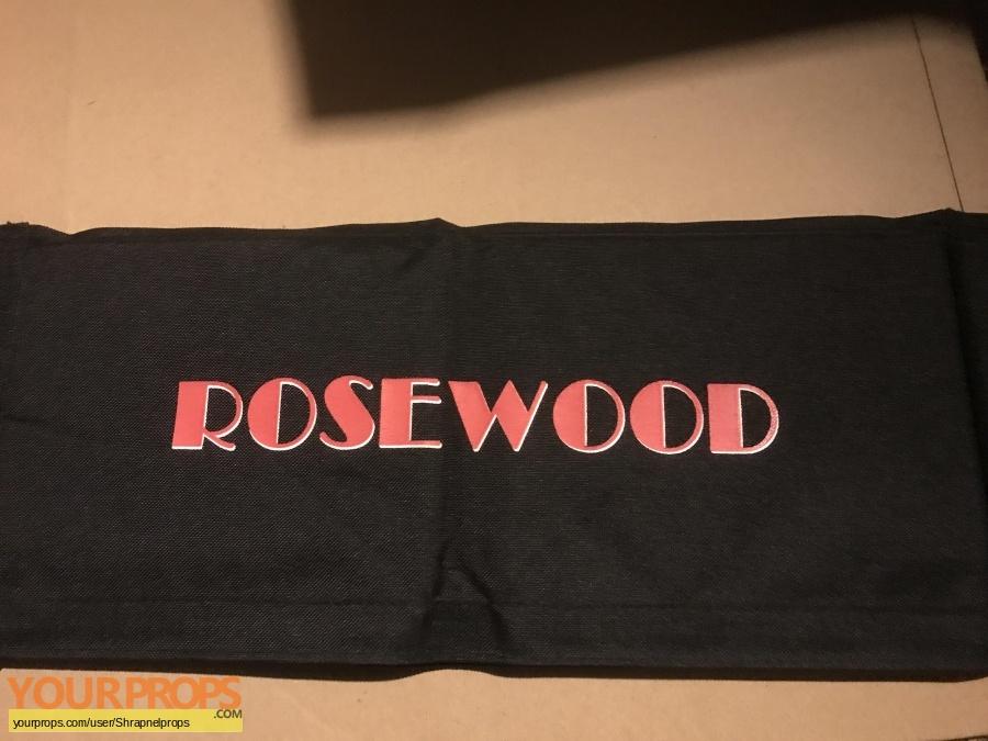 Rosewood original production material