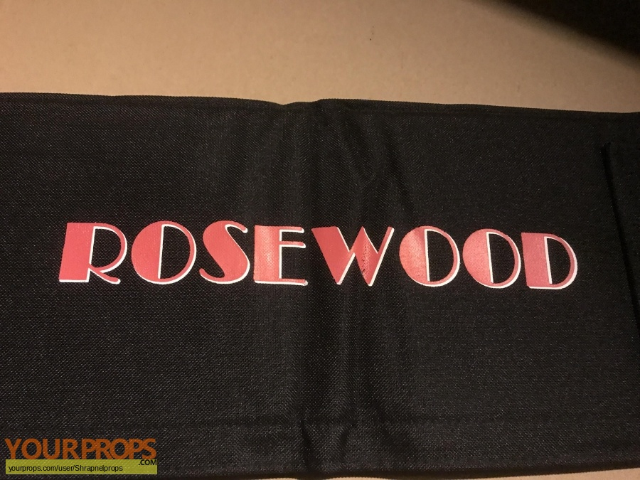 Rosewood original production material