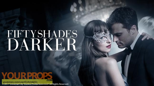 Fifty Shades Darker original movie prop