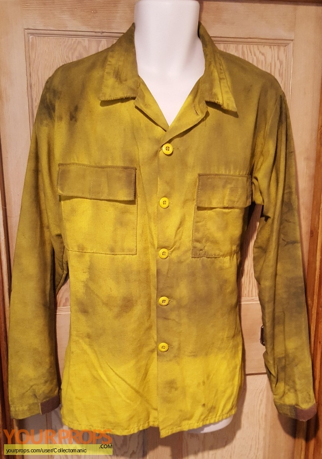 Only the Brave original movie costume