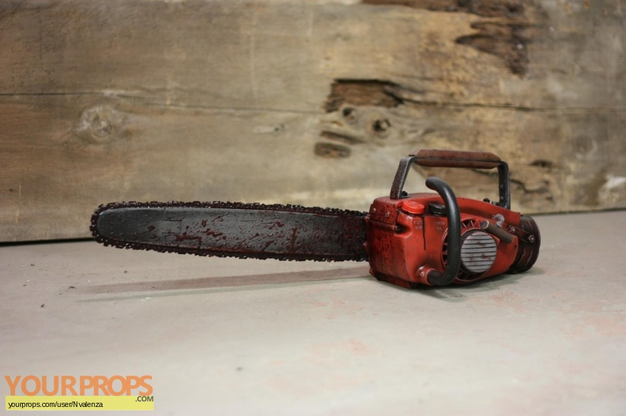Evil Dead 2 made from scratch movie prop