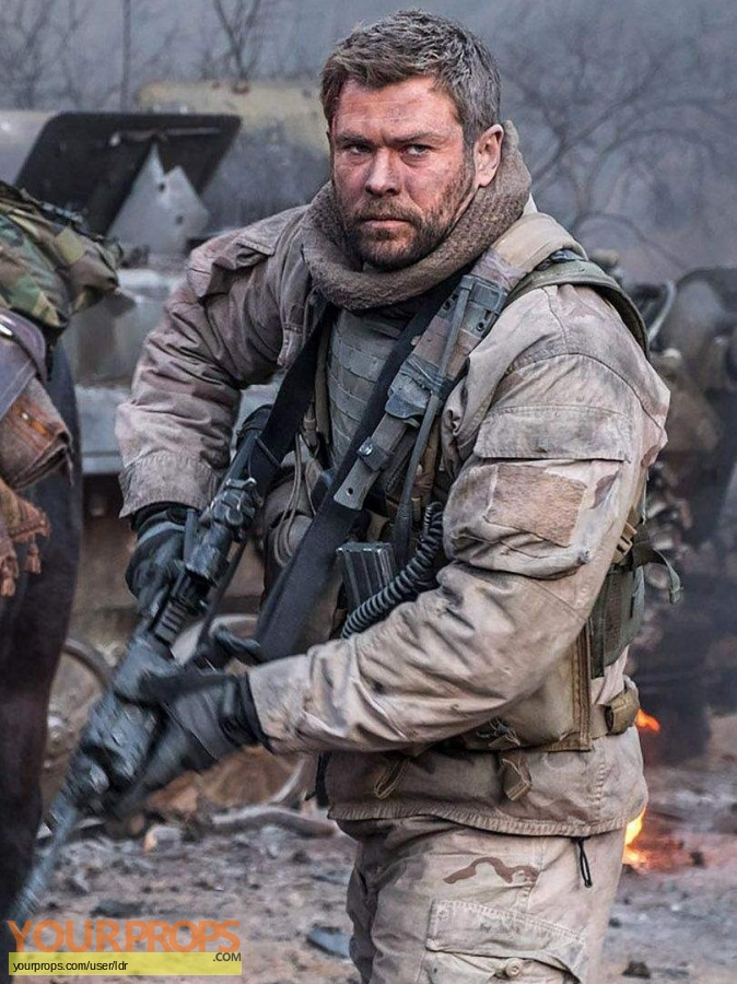12 Strong original movie costume