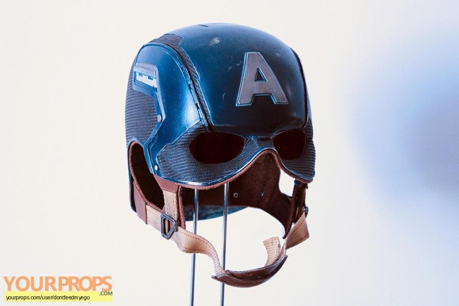 Captain America  The Winter Soldier replica movie prop