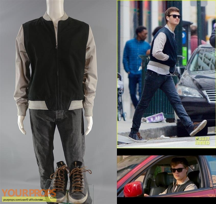 Baby Driver original movie costume