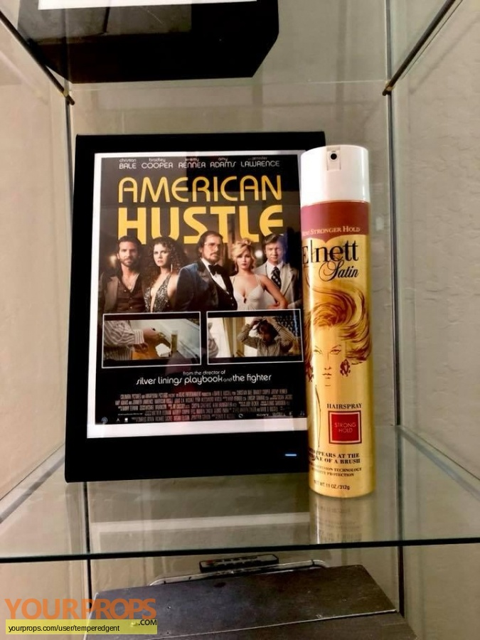 American Hustle original movie prop