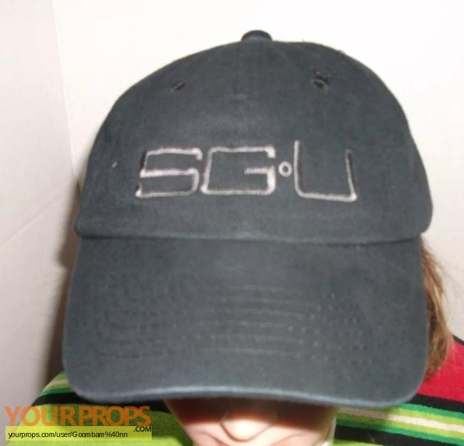 Stargate Universe  SGU original film-crew items