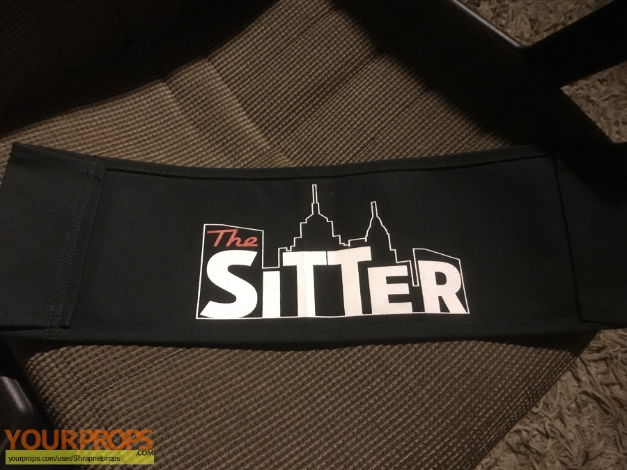The Sitter original production material