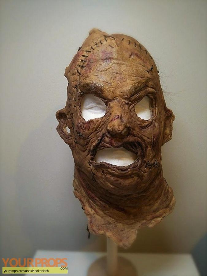 Texas Chainsaw Massacre 3D replica movie prop