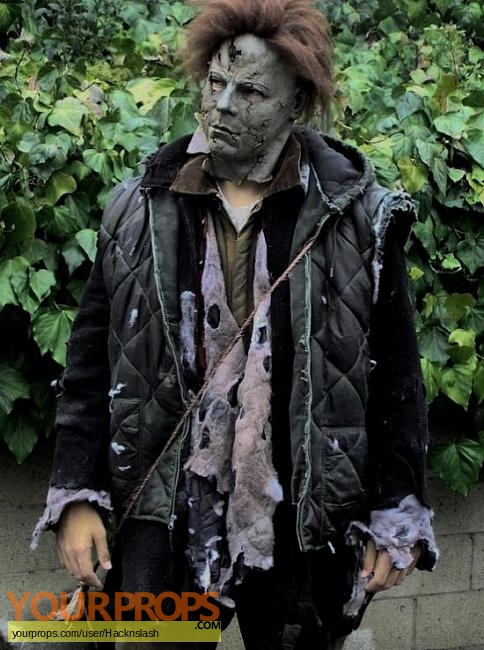 H2  Halloween 2 replica movie costume
