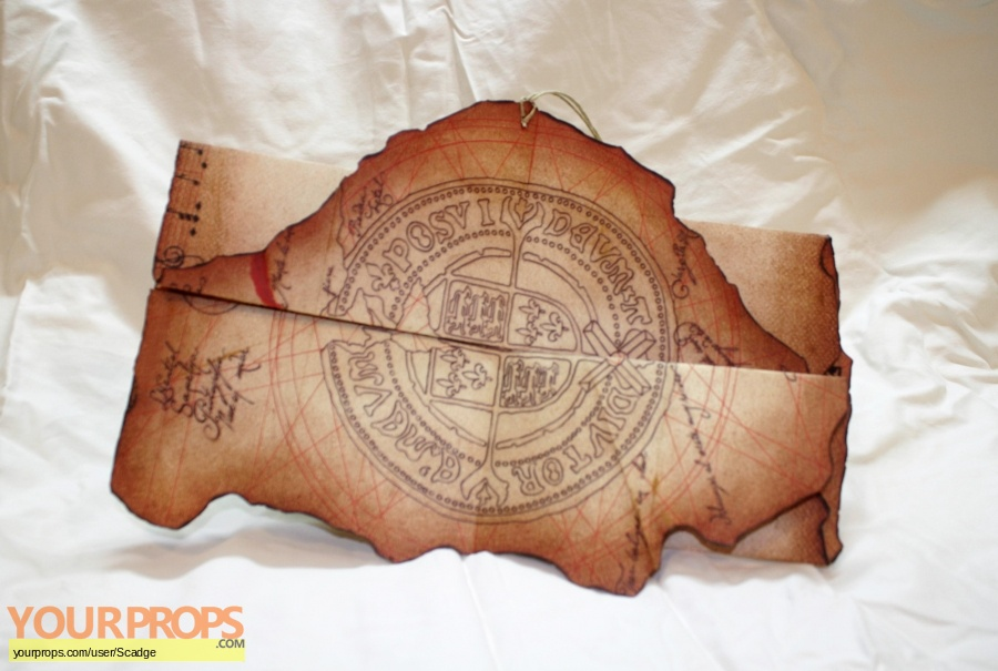 The Goonies made from scratch movie prop