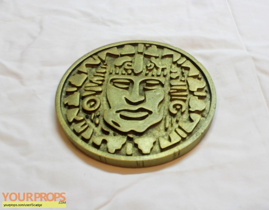 Legends of the Hidden Temple made from scratch movie prop