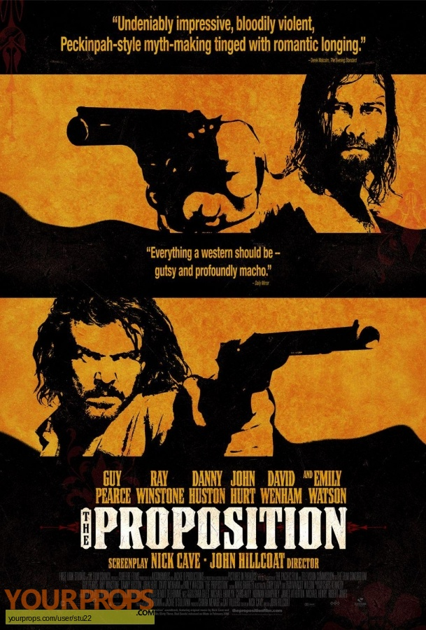 The Proposition original movie costume