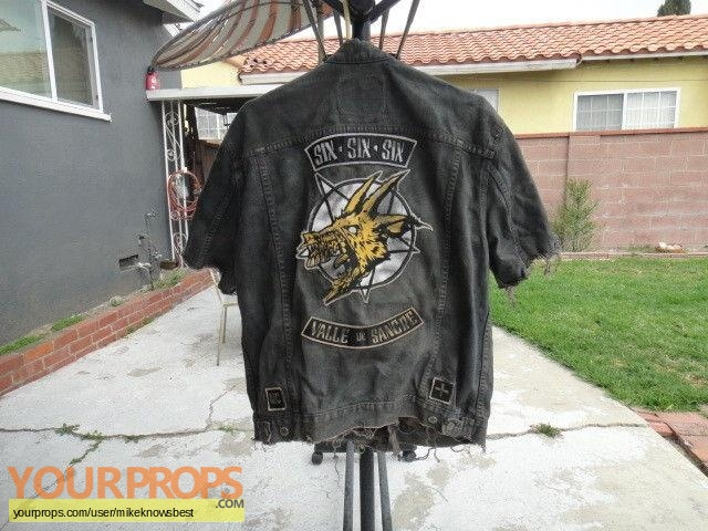 Hell Ride original movie costume