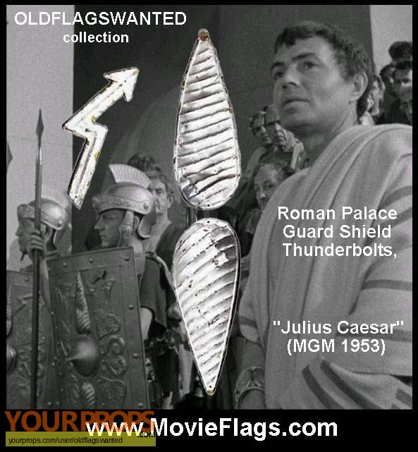 Julius Caesar original movie prop